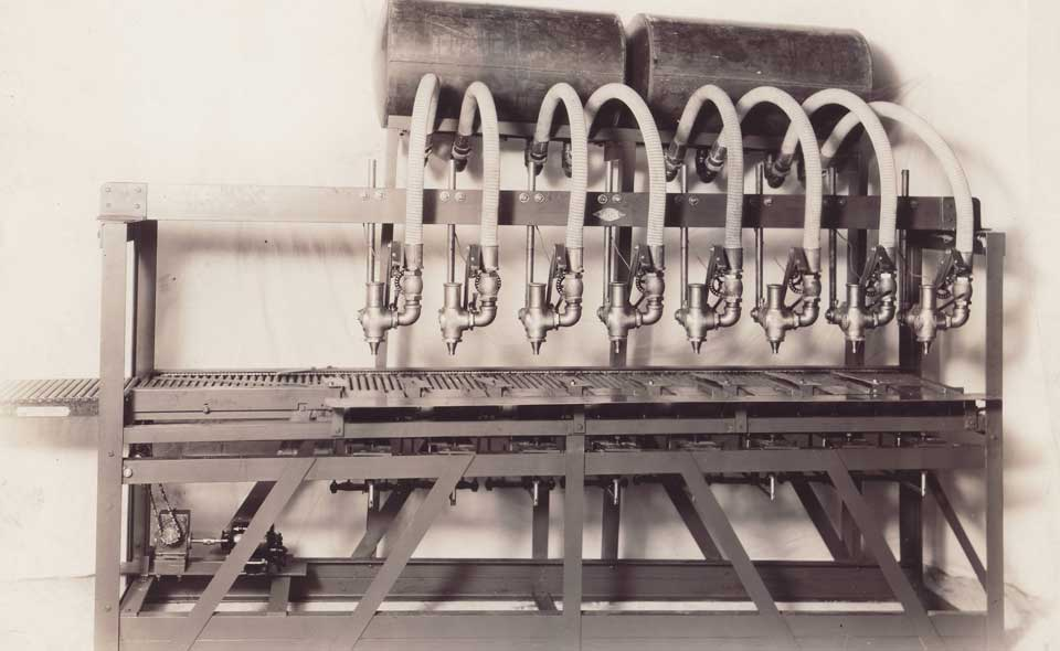 Crandall Filling Machinery