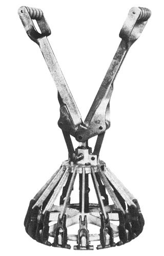 CRH Manual Pail Closer/Crimpers