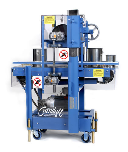 FTC Friction Top Closing Machines