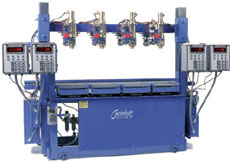 U2-U6 Electronic Scale Top Fill Filling Machines