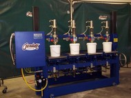 U2-U6 Pneumatic Top Fill Filling Machines